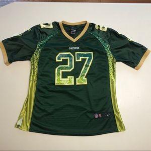 Green Bay Packers KIDS NFL #27 Lacy Jersey- XXL